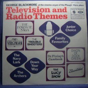 Television and Radio Themes original soundtrack