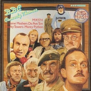BBC Comedy Themes original soundtrack