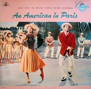 An American in Paris OST original soundtrack
