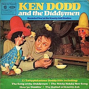 Ken Dodd and the Diddymen original soundtrack