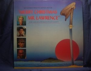 Merry Christmas Mr. Lawrence original soundtrack