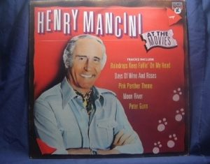 Henry Mancini: at the Movies original soundtrack