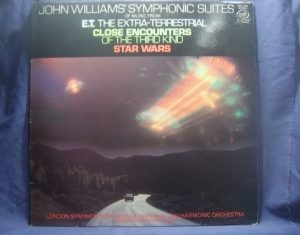 John Williams Symphonic Suites original soundtrack