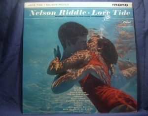 Nelson Riddle: Love Tide original soundtrack