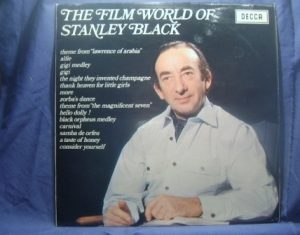 The Film World of Stanley Black original soundtrack