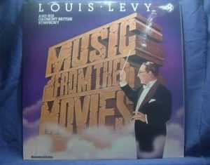 Music from the Movies - Louis Levy original soundtrack