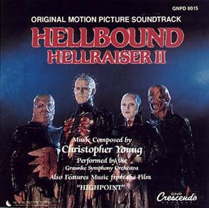 Hellbound: Hellraiser II & Highpoint original soundtrack