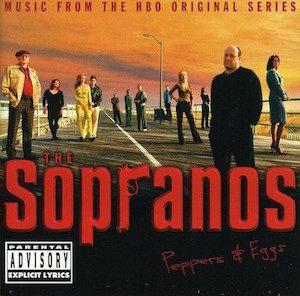 The Sopranos Vol. 2 - Peppers And Eggs original soundtrack