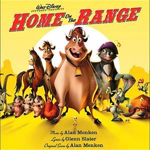 Home on the Range original soundtrack