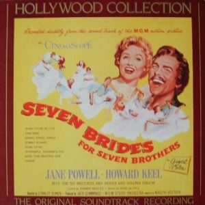 Seven Brides for Seven Brothers original soundtrack