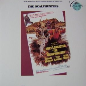 Scalphunters original soundtrack