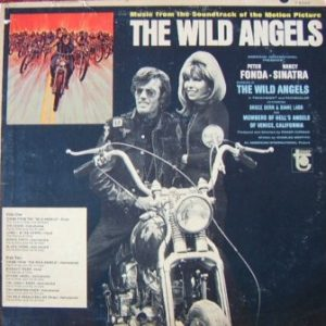 Wild Angels original soundtrack