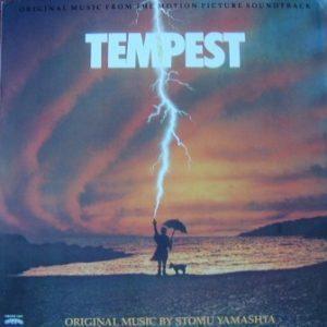 Tempest original soundtrack
