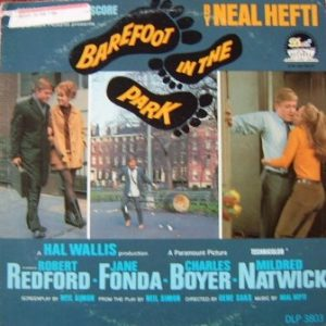 Barefoot in the Park original soundtrack