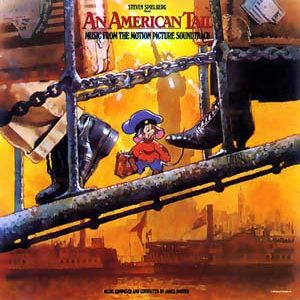 An American Tail original soundtrack