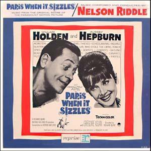 Paris When it Sizzles original soundtrack