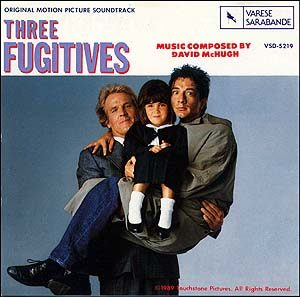 Three Fugitives original soundtrack