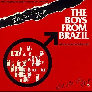 Boys from Brazil original soundtrack