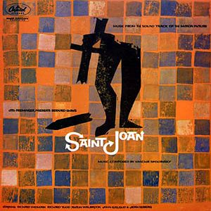 Saint Joan original soundtrack