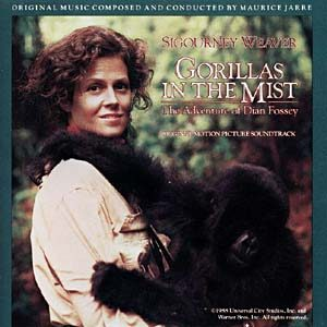 Gorillas in the Mist original soundtrack