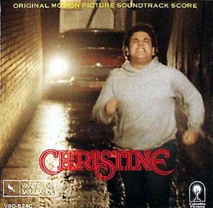 Christine original soundtrack
