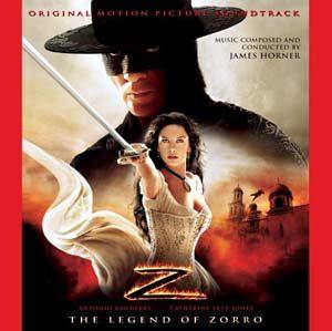 Legend of Zorro original soundtrack