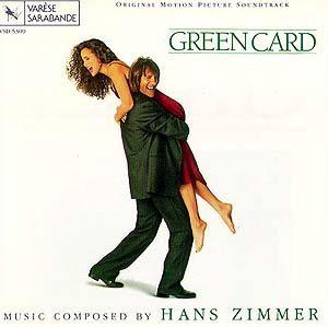 Green Card original soundtrack