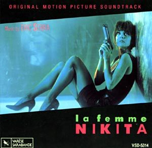 La Femme Nikita original soundtrack