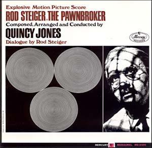 Pawnbroker & The Deadly Affair original soundtrack