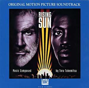 Rising Sun original soundtrack