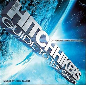 Hitchhiker's Guide to the Galaxy original soundtrack