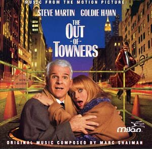 Out of Towners original soundtrack