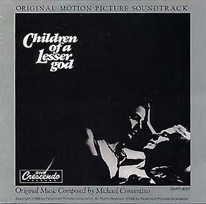 Children of a Lesser God original soundtrack