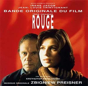 Trois Couleurs: Rouge (Red) original soundtrack