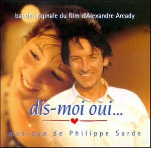 Dis-moi Oui original soundtrack