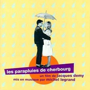 Les Parapluies de Cherbourg original soundtrack