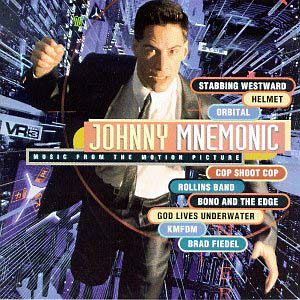 Johnny Mnemonic original soundtrack