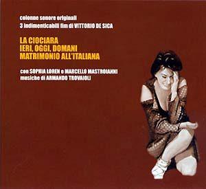 La Ciociara (2 women) original soundtrack