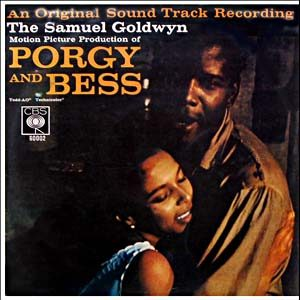 Porgy and Bess original soundtrack