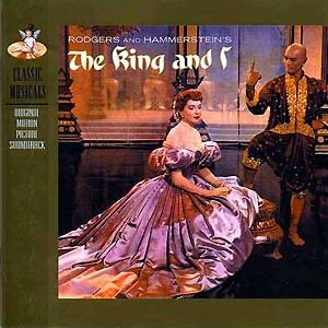 King and I original soundtrack