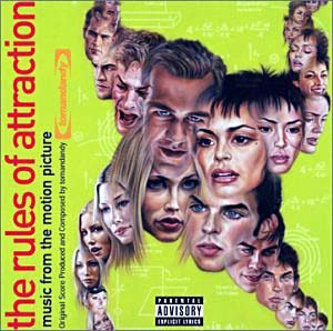 Rules of Attraction original soundtrack