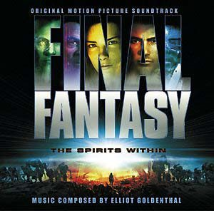 Final Fantasy: the Spirits Within original soundtrack