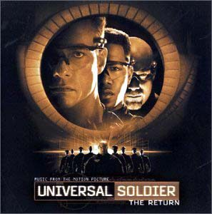 Universal Soldier: the Return original soundtrack