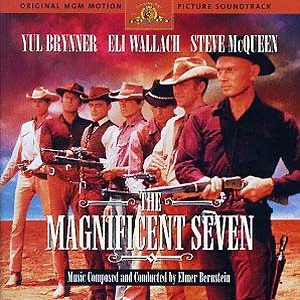 Magnificent Seven original soundtrack