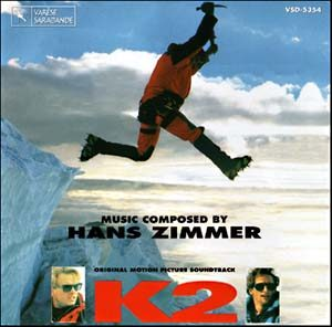 K2 original soundtrack