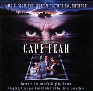 Cape Fear original soundtrack