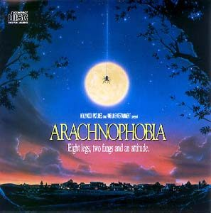 Arachnophobia original soundtrack