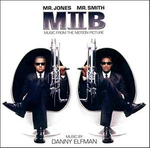 Men in Black II original soundtrack