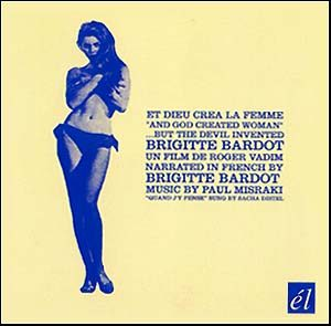And God Created Woman: Brigitte Bardot original soundtrack