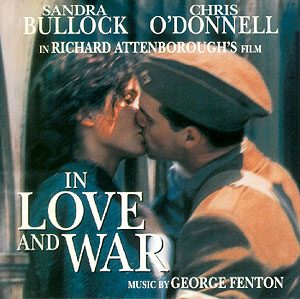 In Love and War original soundtrack